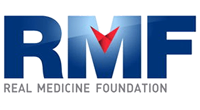 Real Medicine Foundation logo