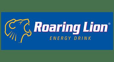 roaring lion energy logo