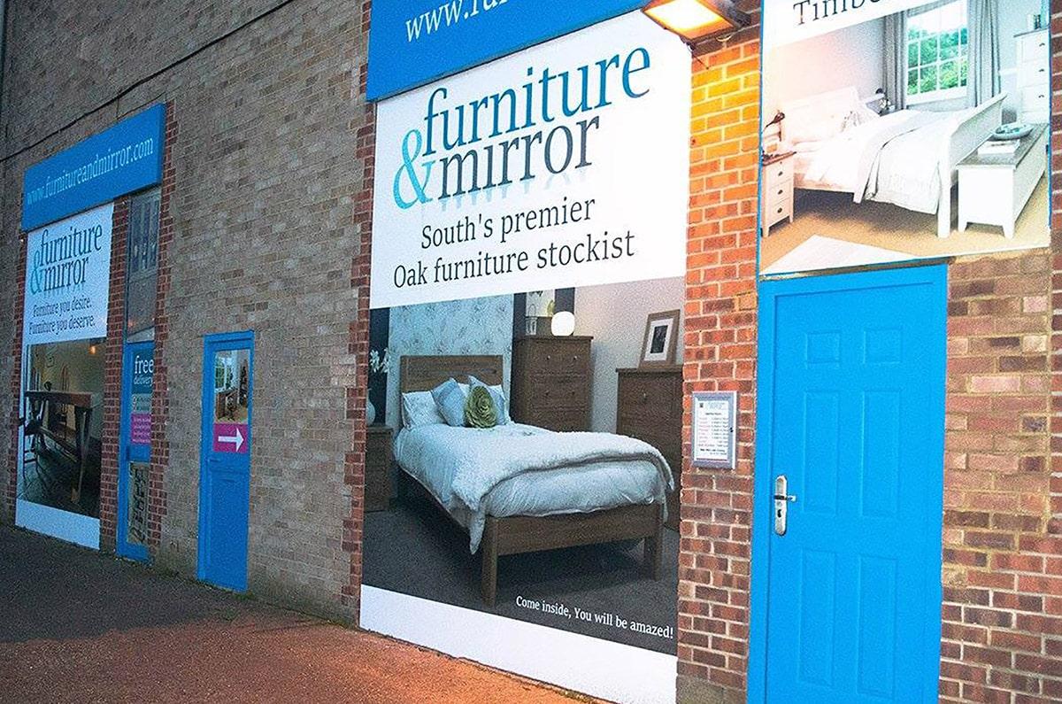 Furniture & Mirror Chichester Store