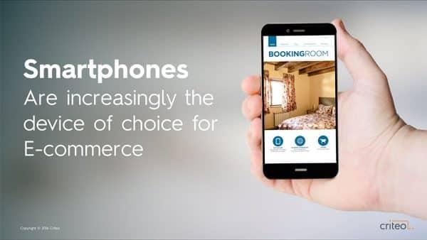 Criteo Presentation Deck Smartphone eCommerce