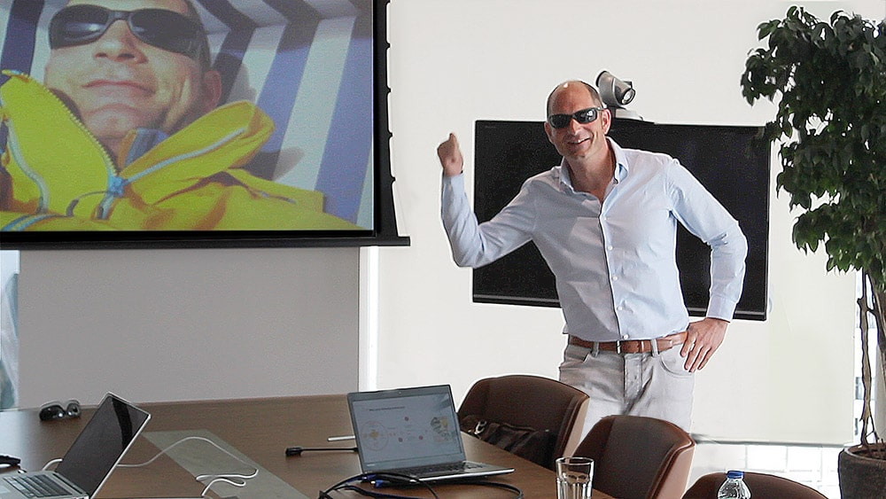 Presentation Speaker Training
