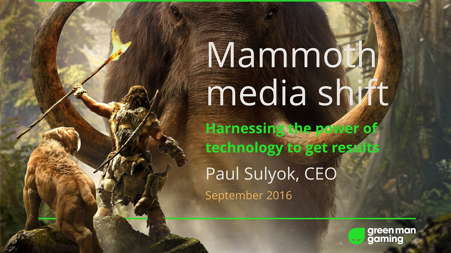 greenman gaming keynote media shift