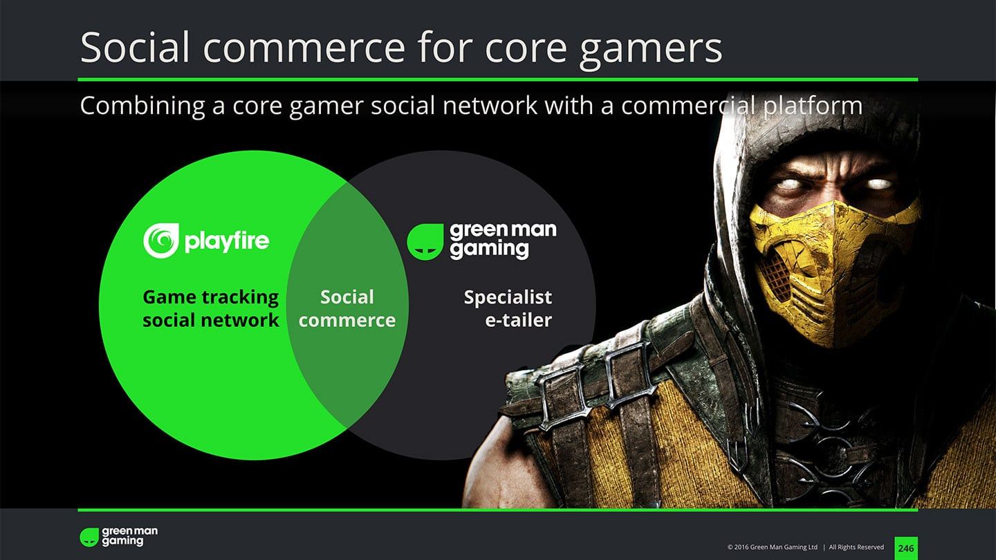 greenman gaming keynote social commerce