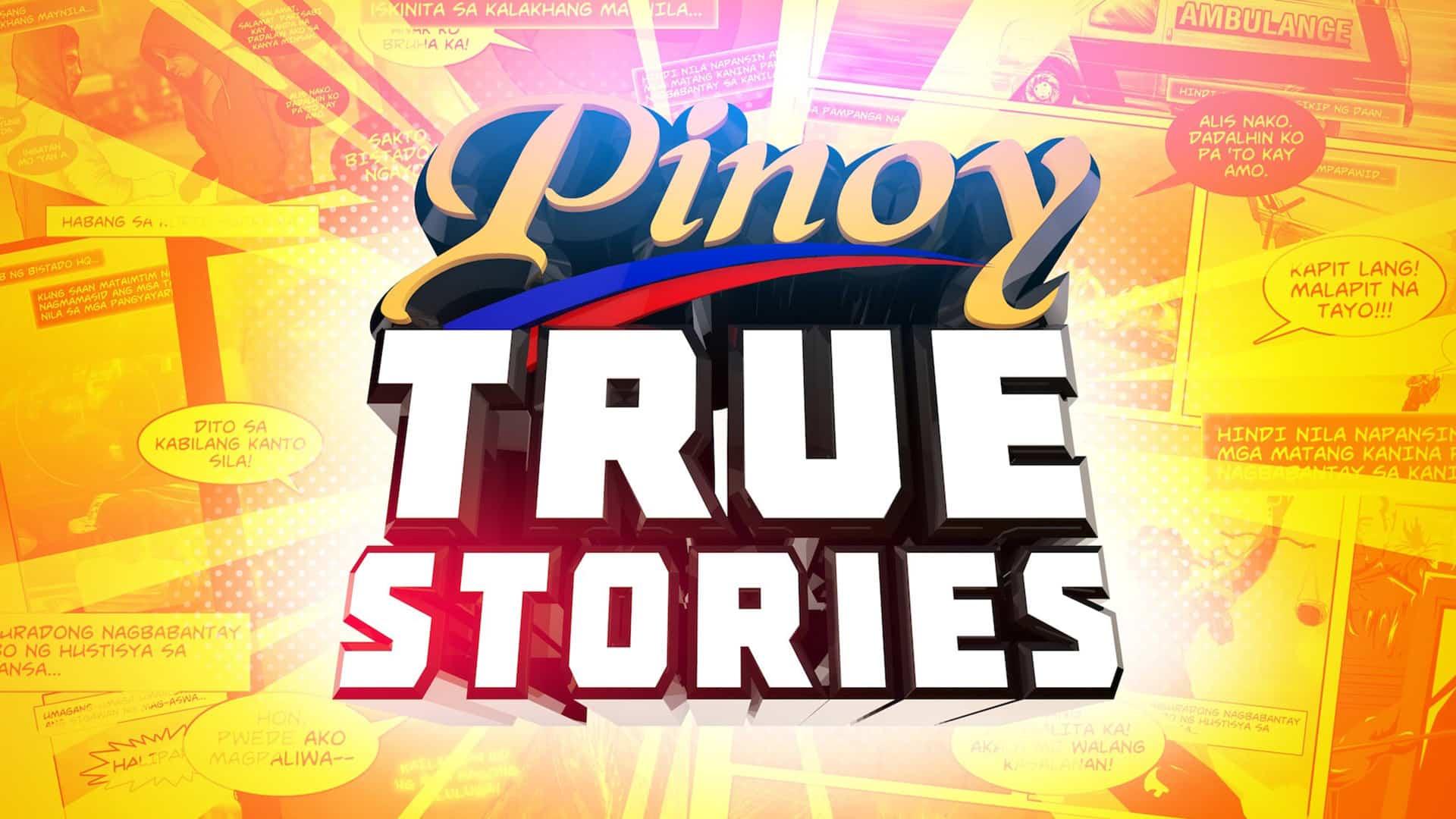 Pinoy True Stories