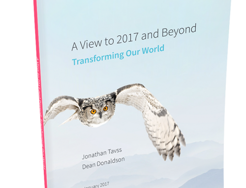 A View to 2017 and Beyond