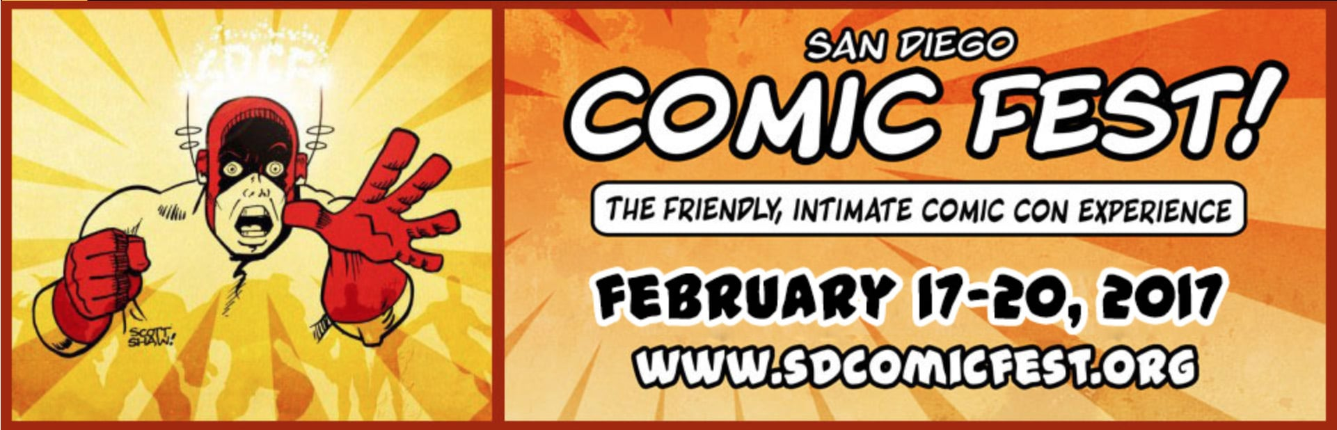 SD ComicFest 2017