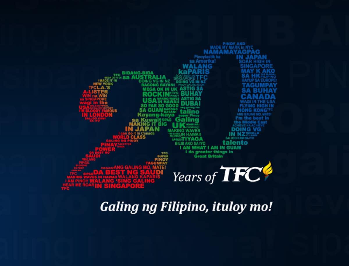 20 years tfc