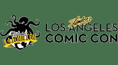 LA Comic-Con logo