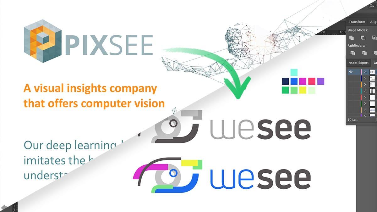 WeSee Rebranding