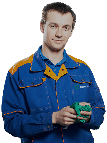 Cogsdill CNC engineer