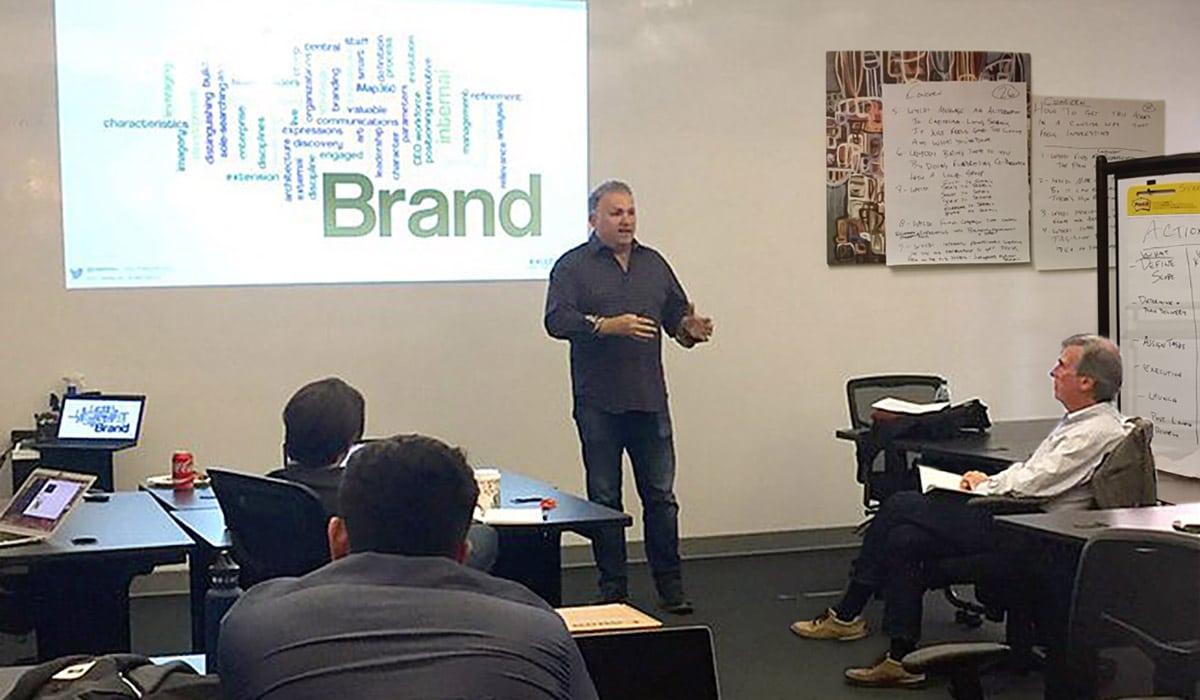 Jonathan Tavss Brand Storytelling at Stubbs