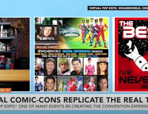 Can Virtual Comic-Cons Replicate The Real Thing?