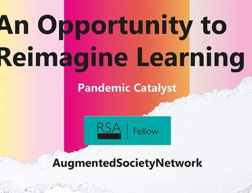 An Opportunity to Reimagine Learning